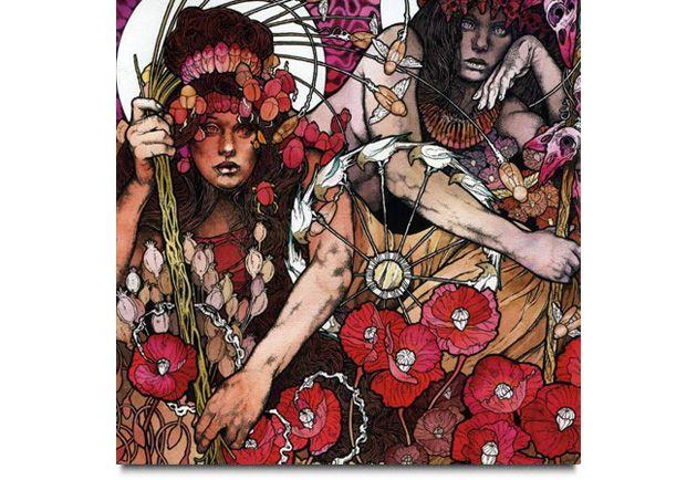Love John Dyer Baizley's artwork