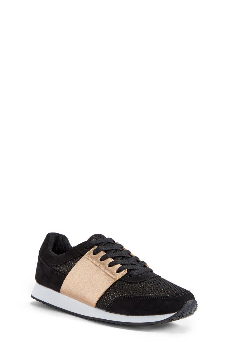 6a032fae201 Yvette Platform Sneaker
