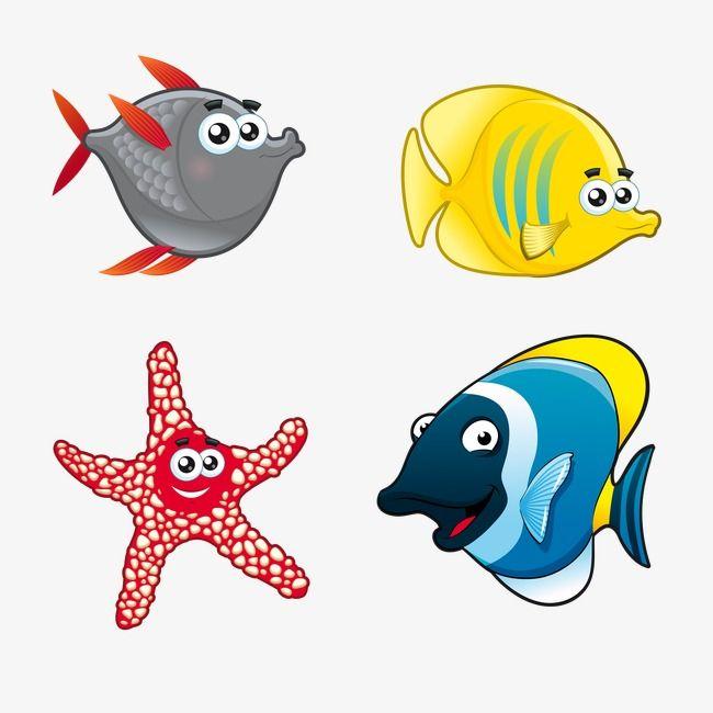 الكرتون الأسماك القاعية Cartoon Fish Cartoon Disney Characters
