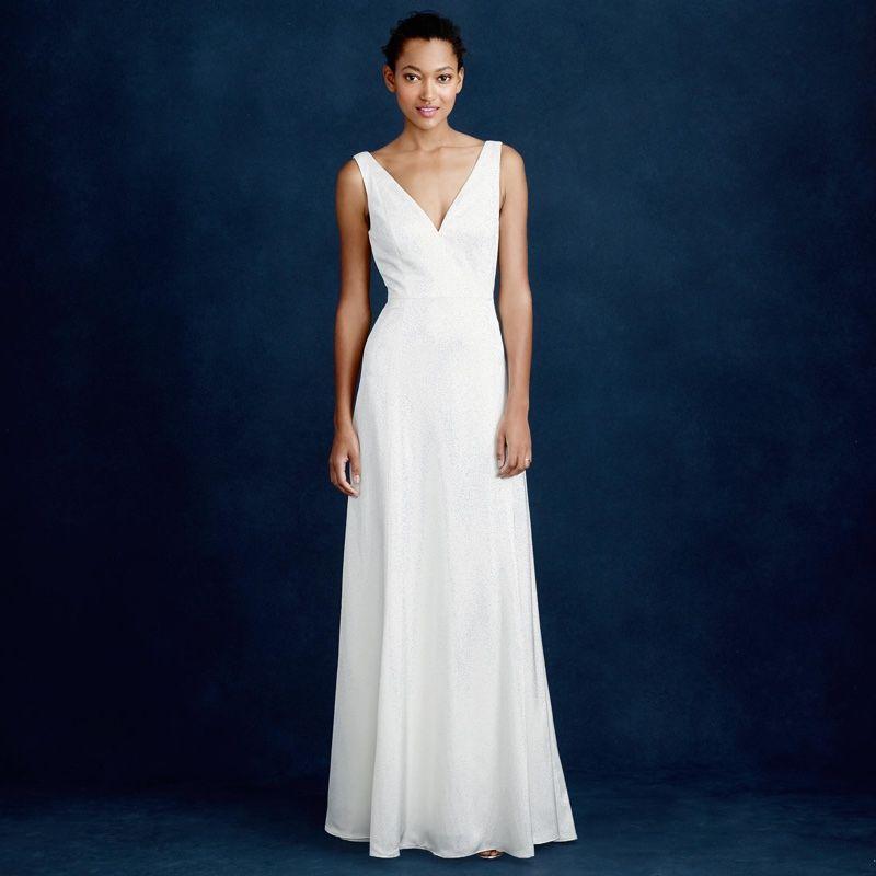 J. Crew Francoise Wedding Gown