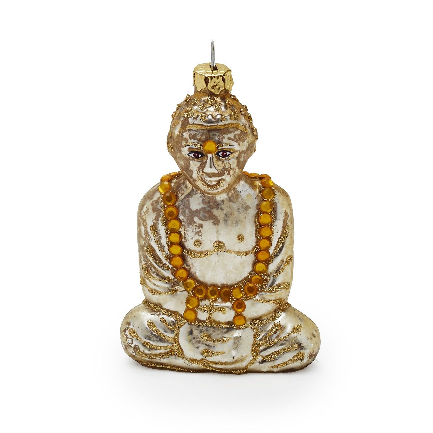 Bejeweled Buddha Ornament | Ornaments, Buddha, Christmas ...