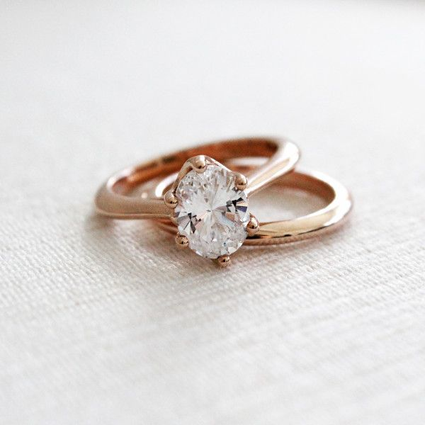 A Clic Solitaire The Bali Engagement Ring Is Simplicity In Its Most Beautiful Form
