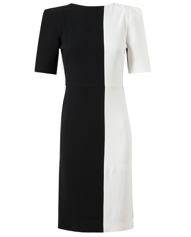 a351bbadd2 Browns fashion & designer clothes & clothing   OSMAN YOUSEFZADA   Colour- Blocked Crepe Pencil Dress