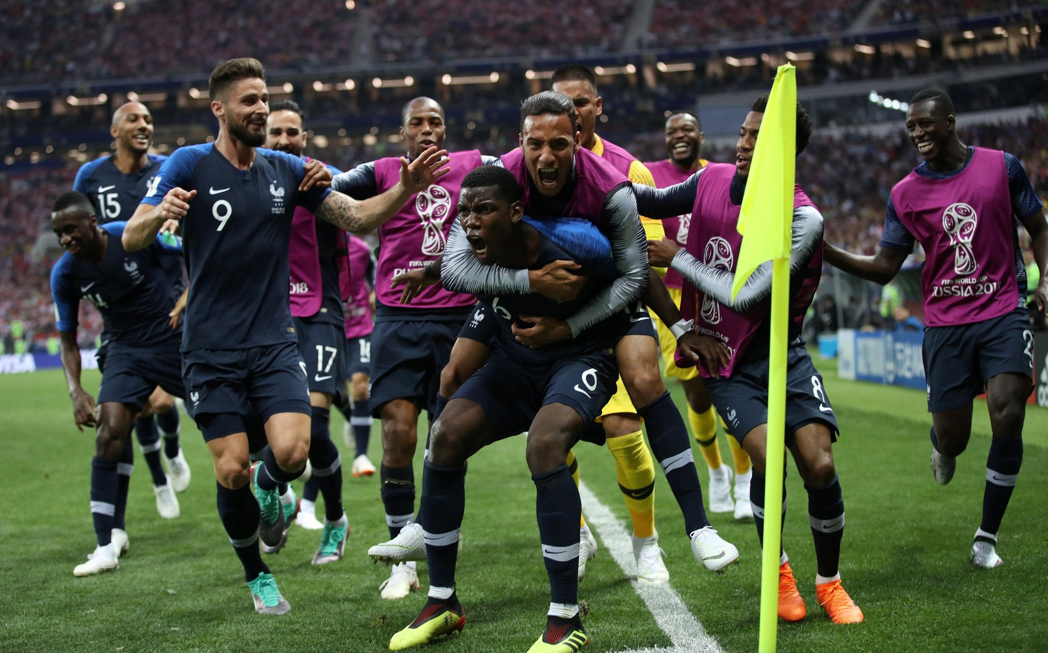 How France Won Its Second World Cup Title World Cup World France