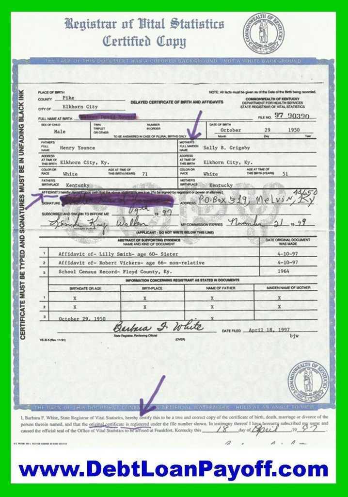 Cute Looking Birth Certificate Template , Birth certificate template - best of birth certificate affidavit for green card