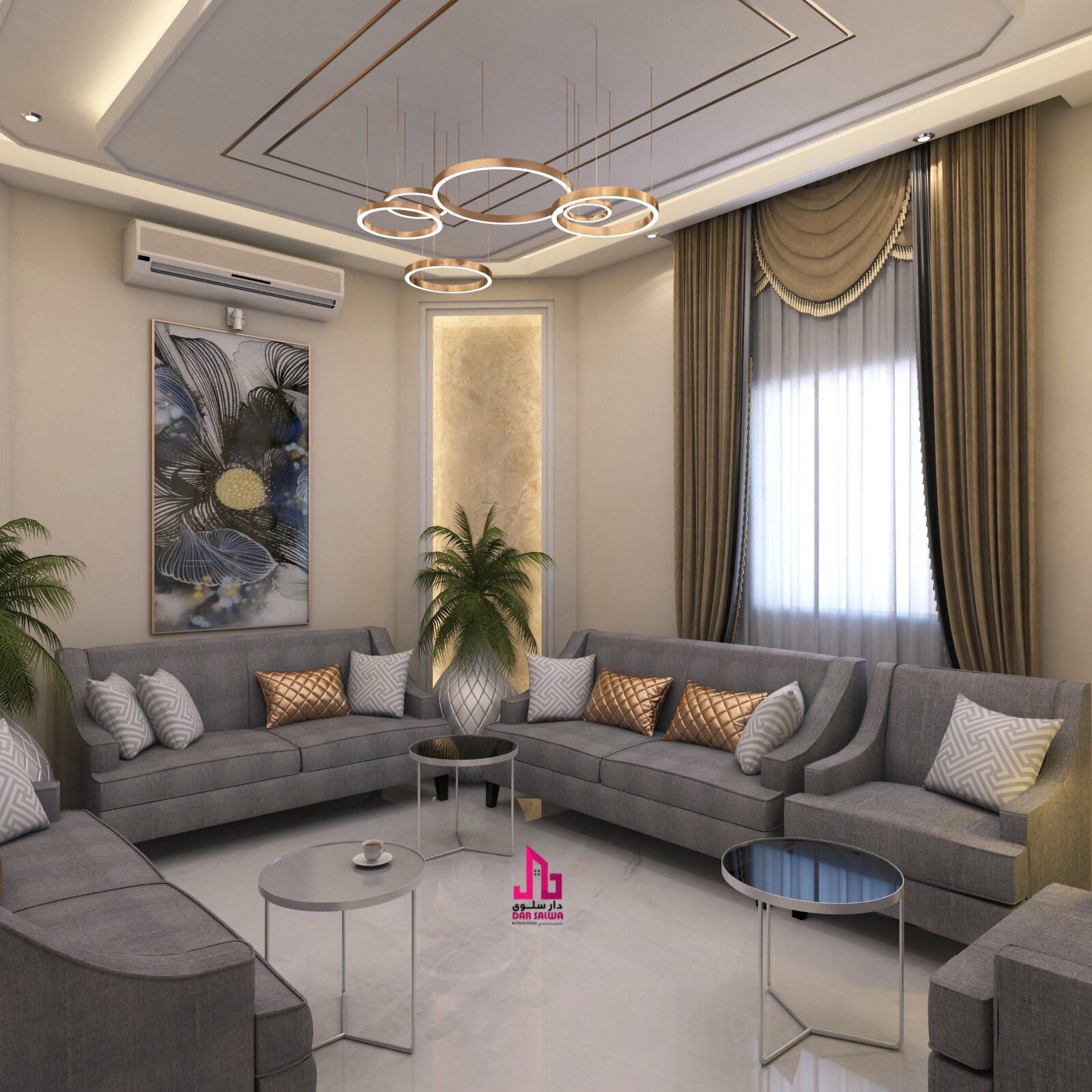 Dar Salwa تصميم ديكور On Twitter Furniture Design Living Room Home Design Living Room Living Room Design Decor