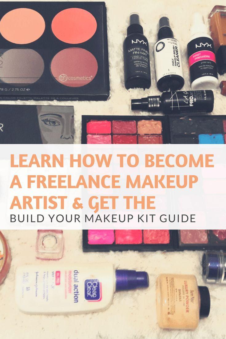 How to a Freelance Makeup Artist Freelance makeup