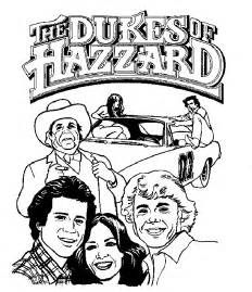animated dukes of hazard   Cars coloring pages, Coloring ...