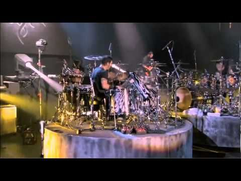 Godsmack Drum Duel Live DVD (Awesome Quality and In Sync)