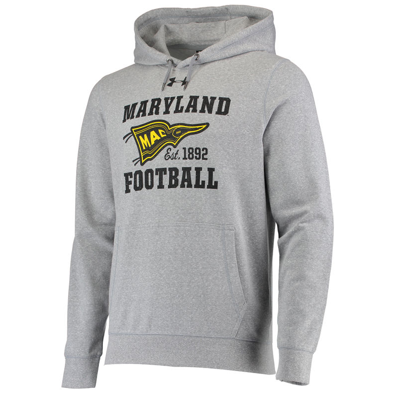 666b65c7 Maryland Terrapins Under Armour 125th Anniversary of Maryland ...