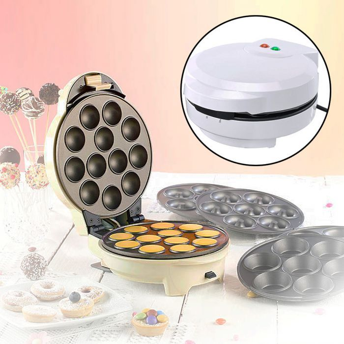 Cupcake Cakepop Maker via: www.monsterzeug.de