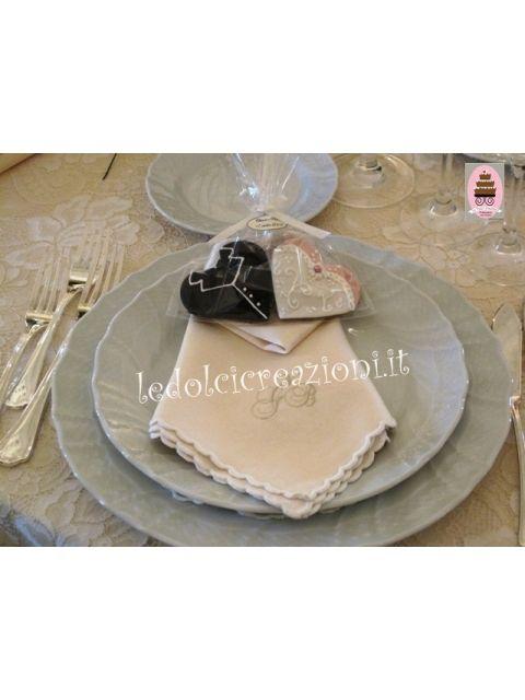 Biscotti Matrimonio Segnaposto.Biscotti Matrimonio Biscotti Decorati Matrimonio Biscotto