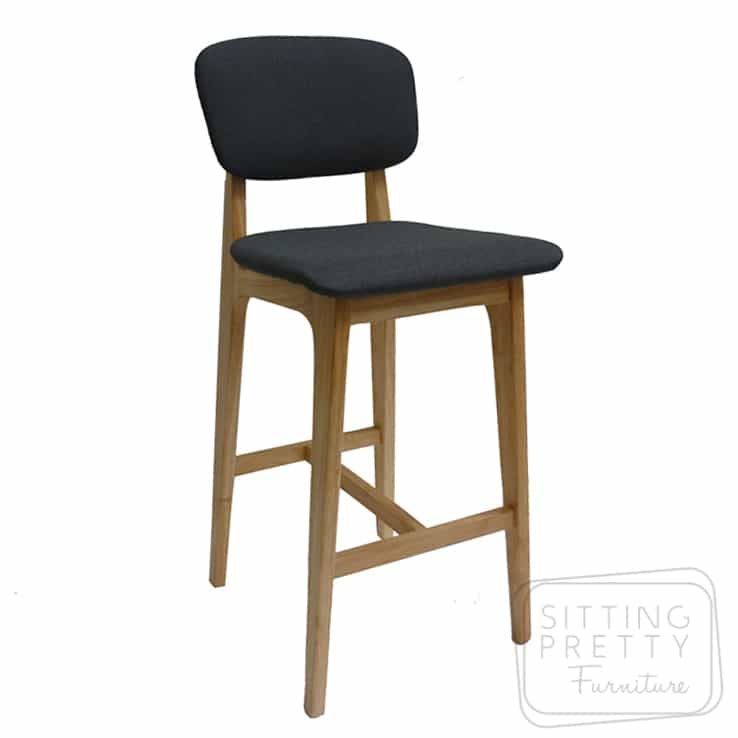 Jack Stool Grey Pretty Furniture Replica Furniture Furniture