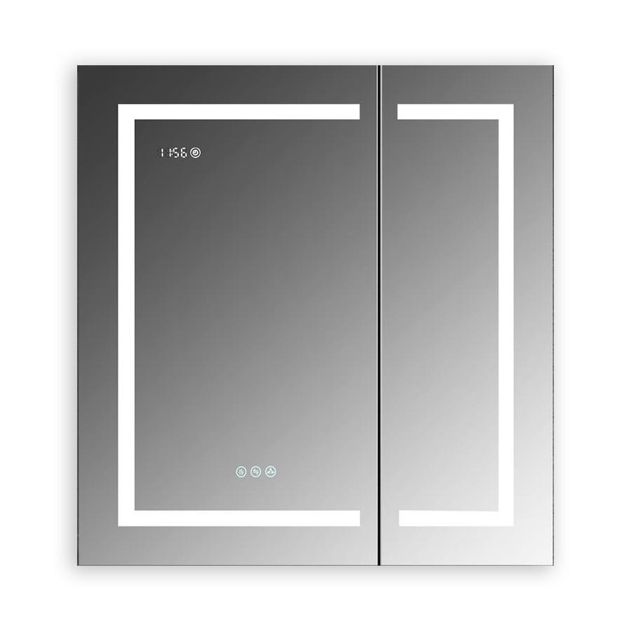 Blossom Asta 30 X 32 Inch Bathroom Medicine Cabinet With