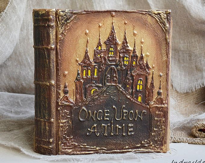 Henry's Once Upon A Time Storybook (inspiré) Fantasy