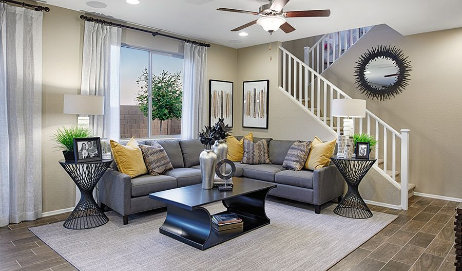 This open inviting laveen az great room certainly lives up to its name citrine plan for Where the rooms are a collection of our lives