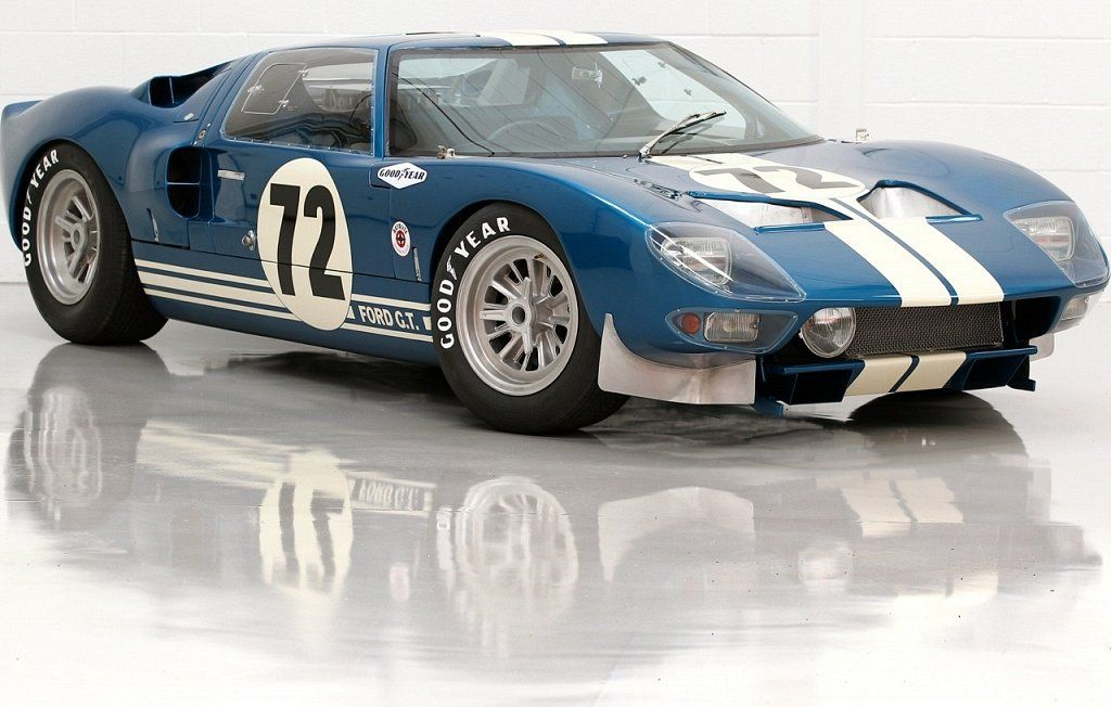 Ten Facts About The Ford Gt  The Wheels Were An Integral Part Of The Cars Racing Success
