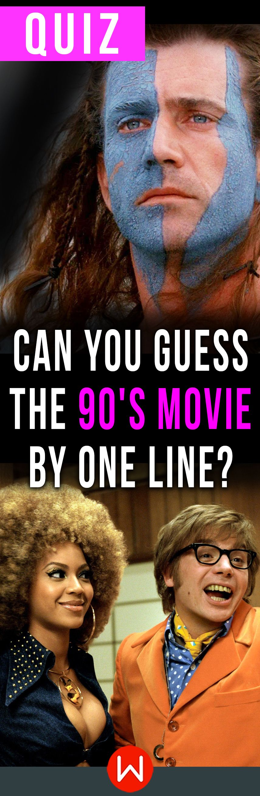 Quiz Can You Guess The 90 S Movie By One Line Classic Movie Quotes 90s Movies Quotes Movie Quiz