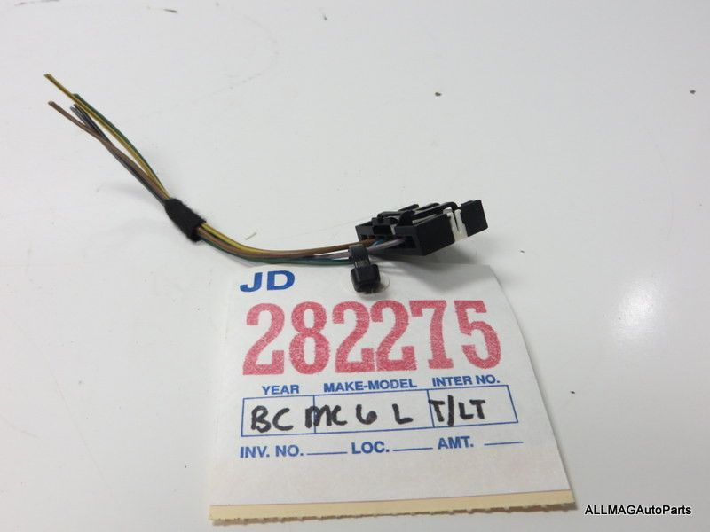 2002-2006 Mini Cooper Left Rear Tail Light Wire Harness (R50, R53 ...