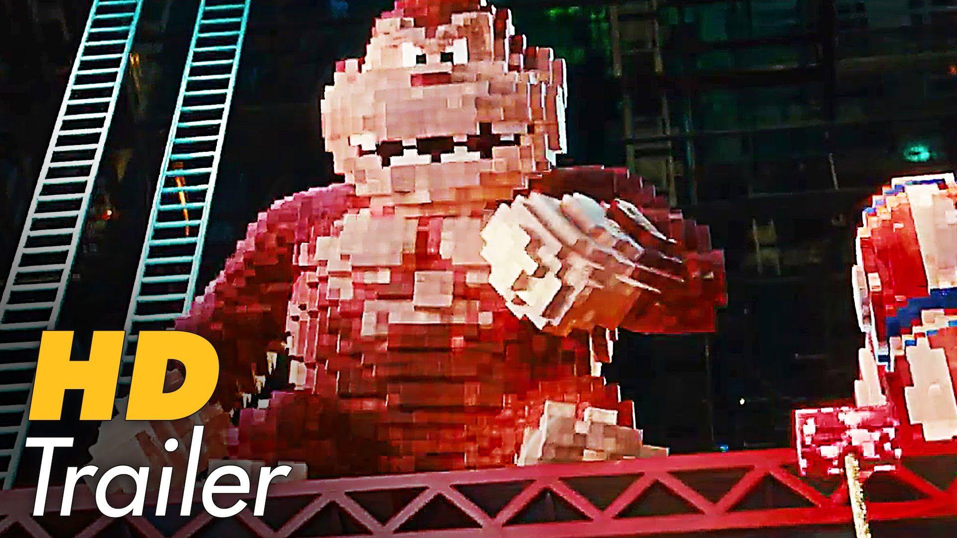Pixels - Trailer (HD) - http://www.dravenstales.ch/pixels-trailer-hd/