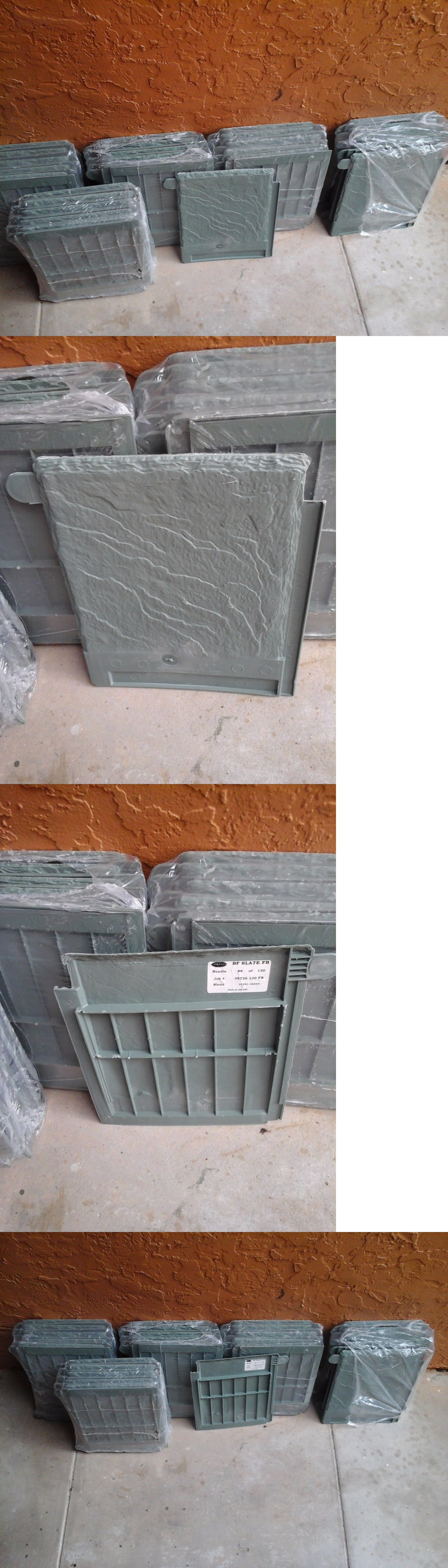 Davinci Bellaforte Synthetic Slate Roof Tiles Steel Green 5 Packs 10 50 Sq Ft Synthetic Slate Roofing Slate Roof Tiles Synthetic Slate