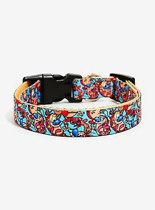Ren & Stimpy Dog Collar, MULTI Cool dog collars, Dogs