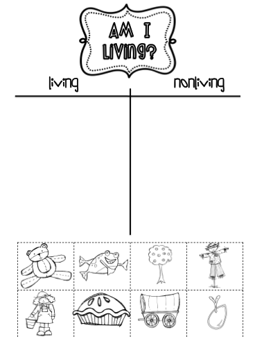 math worksheet : 1000 images about stem living or nonliving on pinterest  living  : Living And Nonliving Worksheets For Kindergarten