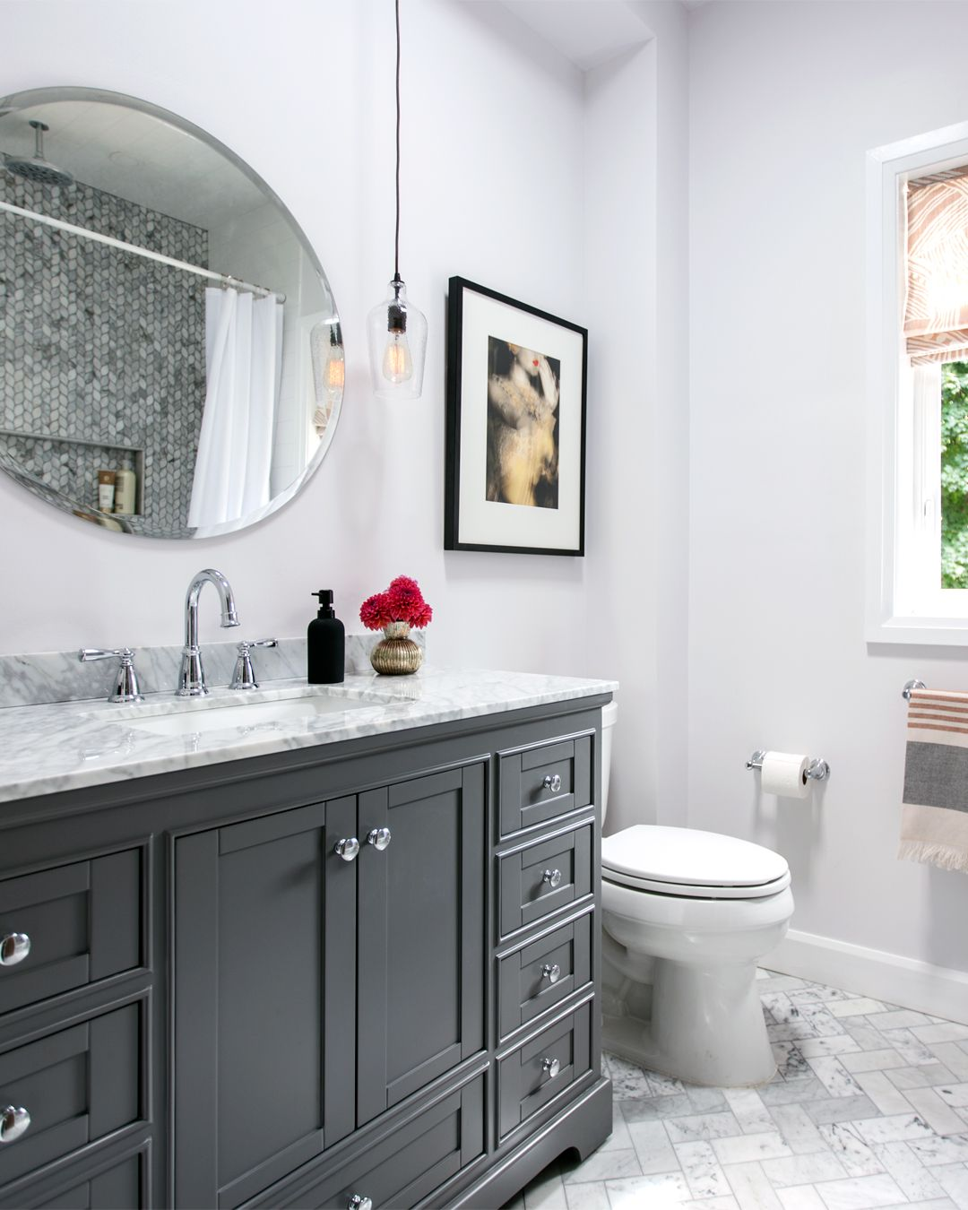 Photo of Small bathroom design: get ideas for bathroom renovation in this video!