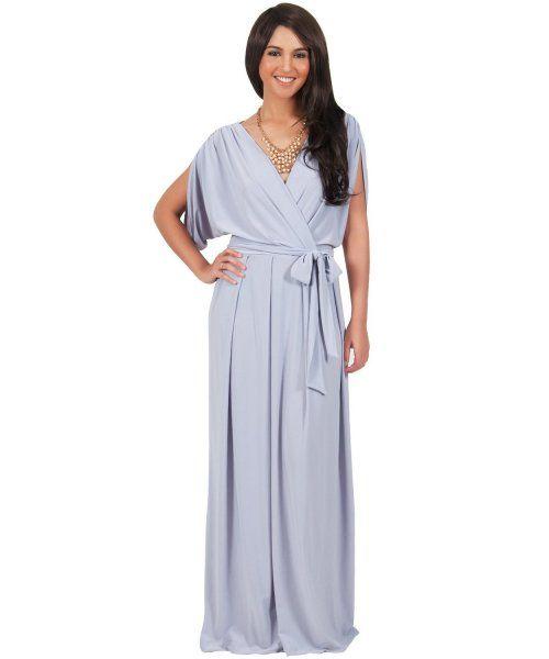Flowy Plus Size Dress Ibovnathandedecker