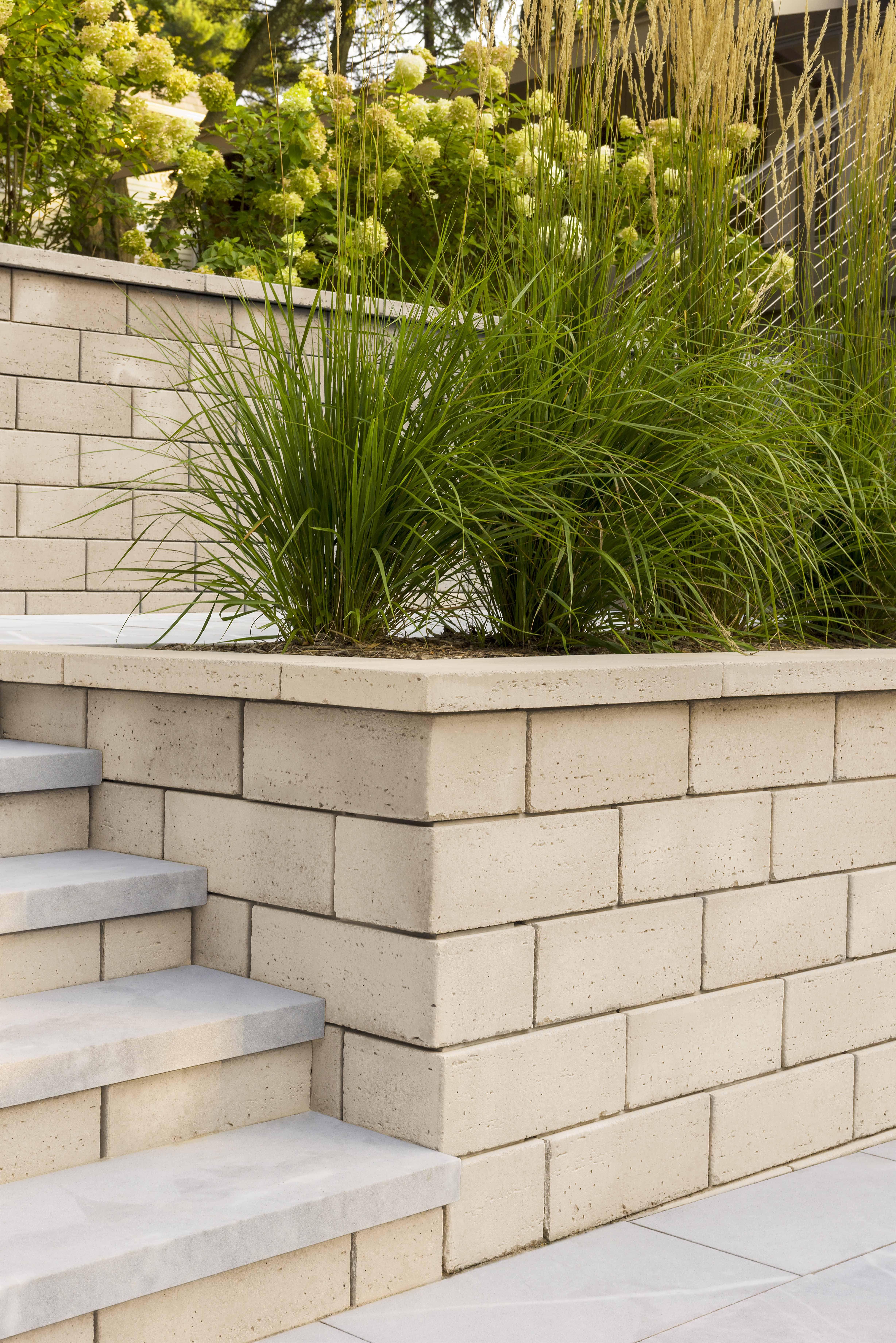 Retaining Wall Ideas In 2020 Retaining Wall Design Backyard Landscaping Retaining Wall
