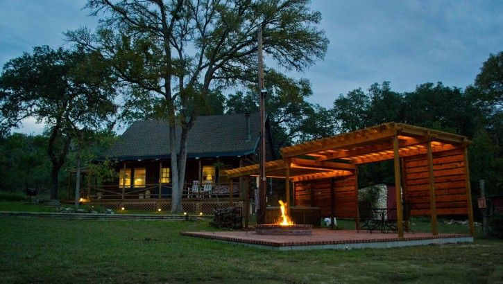 Wimberley Cabin Rental: Darling + Loft Cabin   Sleeps 8 And Is Perfect For  Large Groups   Fire Pit, Porch U0026 Hot Tub!