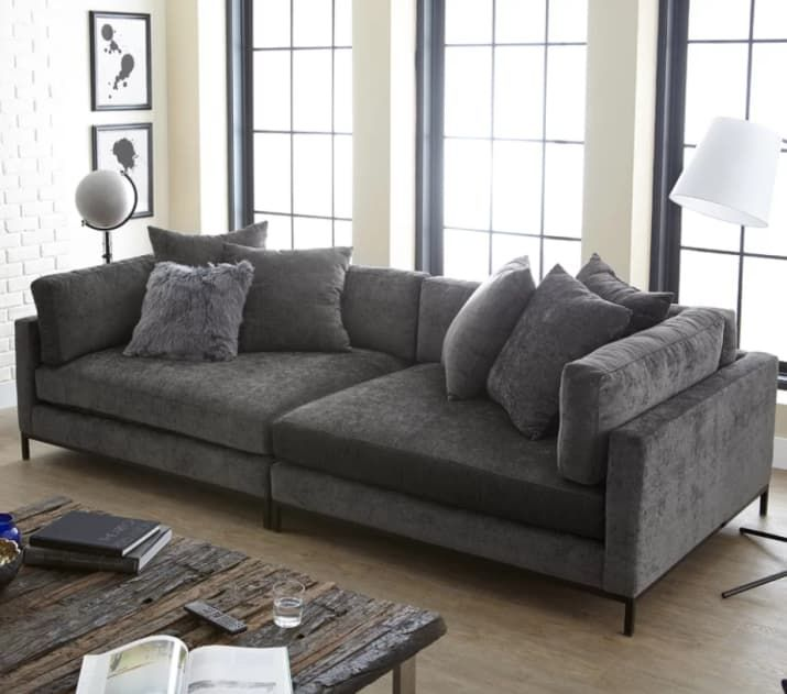 31 Of The Best Sofas And Couches You Can Buy Online Deep Sofa Comfy Couches Deep Sofa Couches Living