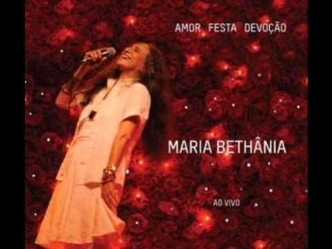 Maria Bethania CD Amor Festa Devoção Parte 6