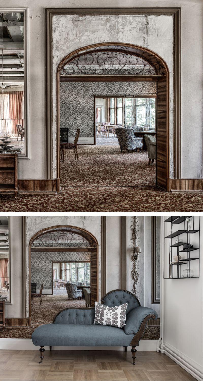 Home interior tapeten design doloresu dream  tapeten trendkollektion  second moment
