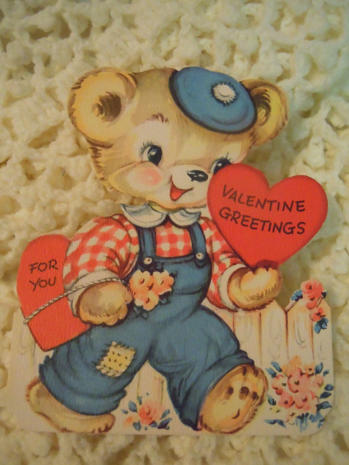 Pin On Vintage Birthday Holiday Greeting Cards