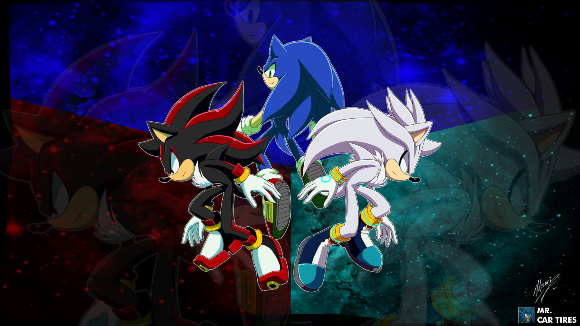 Sonic And Shadow Wallpaper 75 Images Inside Sonic Silver And Shadow Wallpapers Sonic And Shadow Shadow The Hedgehog Hedgehog