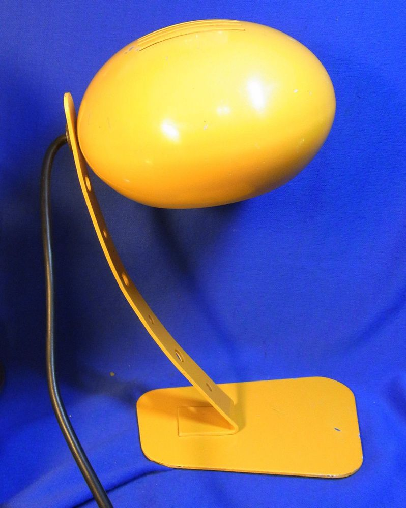 Mid Century 60´s Desk Lamp Eames Time #<