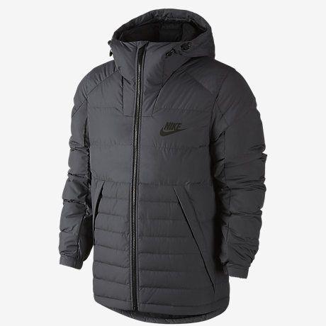 Matar Aislante Cualquier  http://images.nike.com/is/image/DotCom/PDP_HERO_M/806855_021_A/sportswear-down-jacket.jpg  | Abrigos nike, Chaquetas, Nike