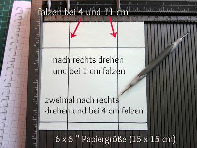 stampin with fanny: Anleitung für Umschläge