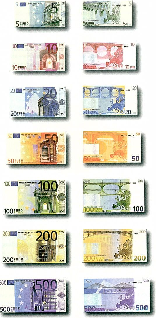Eurocurrency  Visitors from America can now pay in one currency