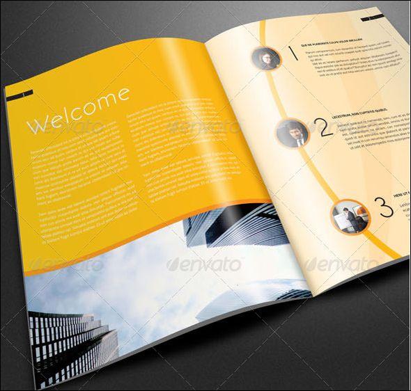 100 Free Premium Corporate Brochure Design Templates Corporate