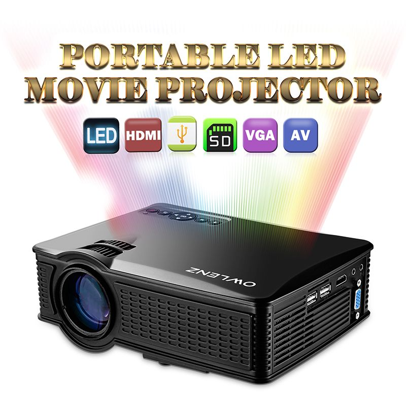 Cheap projector 1500 lumens buy quality lcd projector