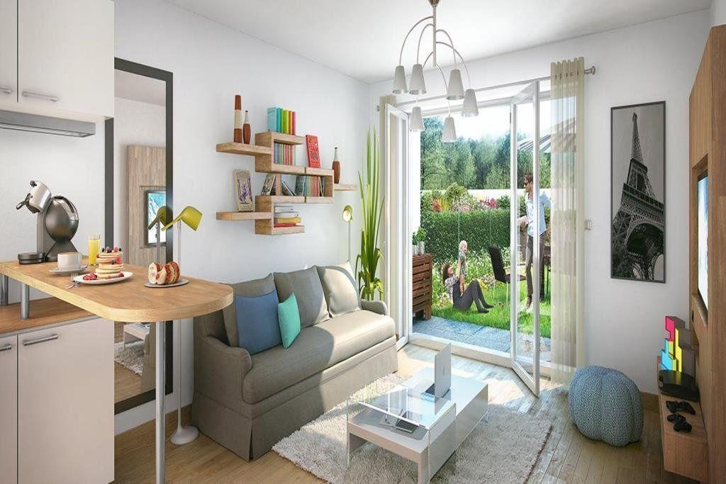 St-CYR sur mer , programme maisons neuves , T4 de 80m2 terrasse - salon sejour cuisine ouverte