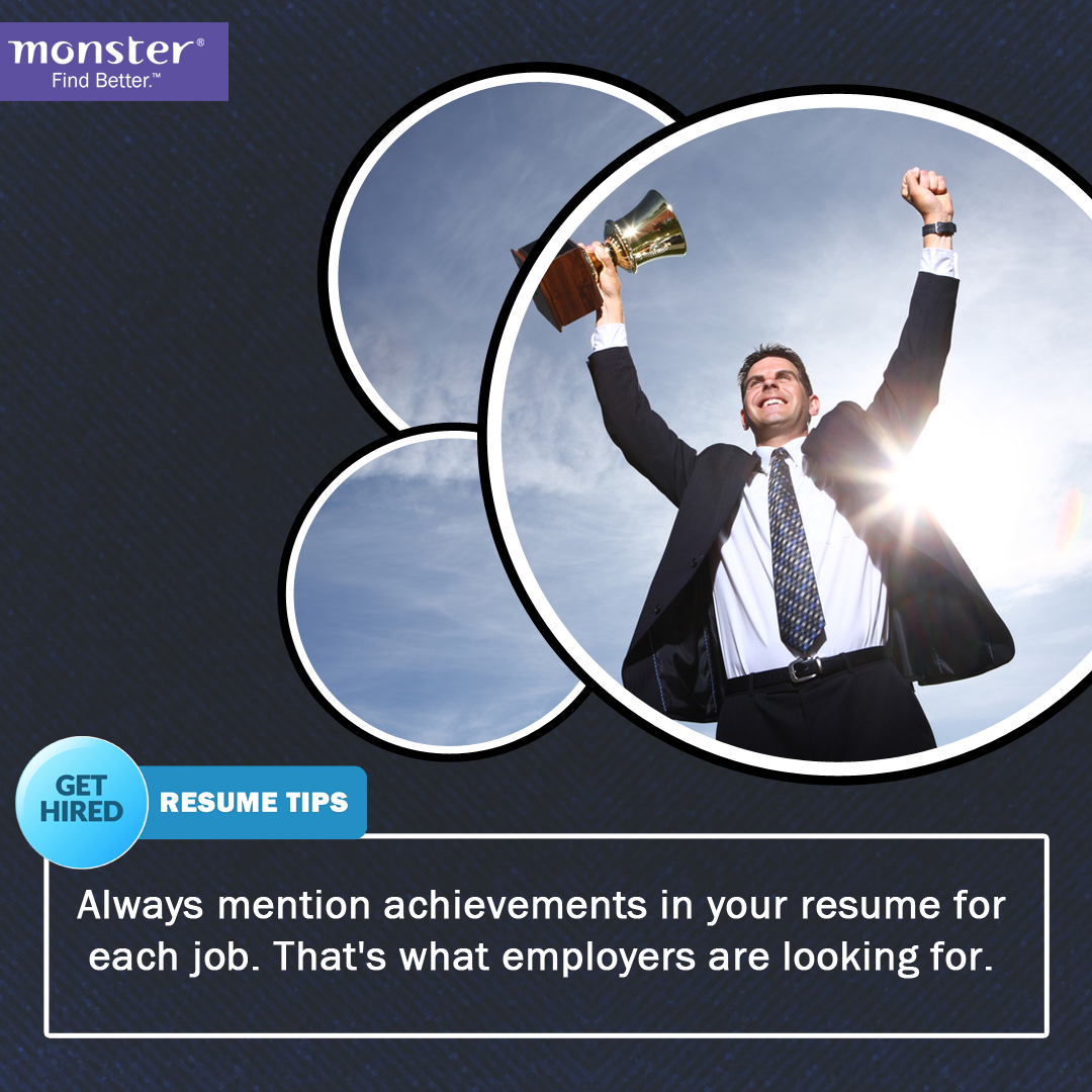 A good resume could set you apart from other candidates. Know how to ...