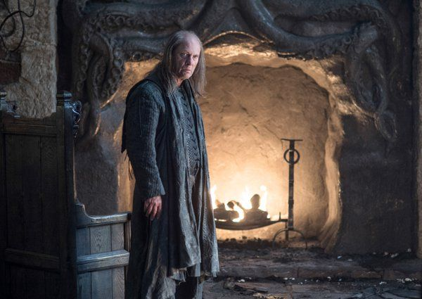 "Game Of Thrones no Twitter: ""Patrick Malahide as Balon Greyjoy in #GoTSeason6. #GameofThrones https://t.co/jx6QunlXSF"" ."