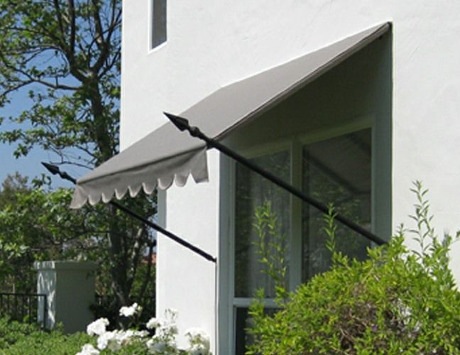 Spear│Van Nuys Awning│California | Canvas awnings, Diy ...