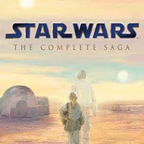 Coletanea Star Wars A Saga Completa Dublado 1080p Star