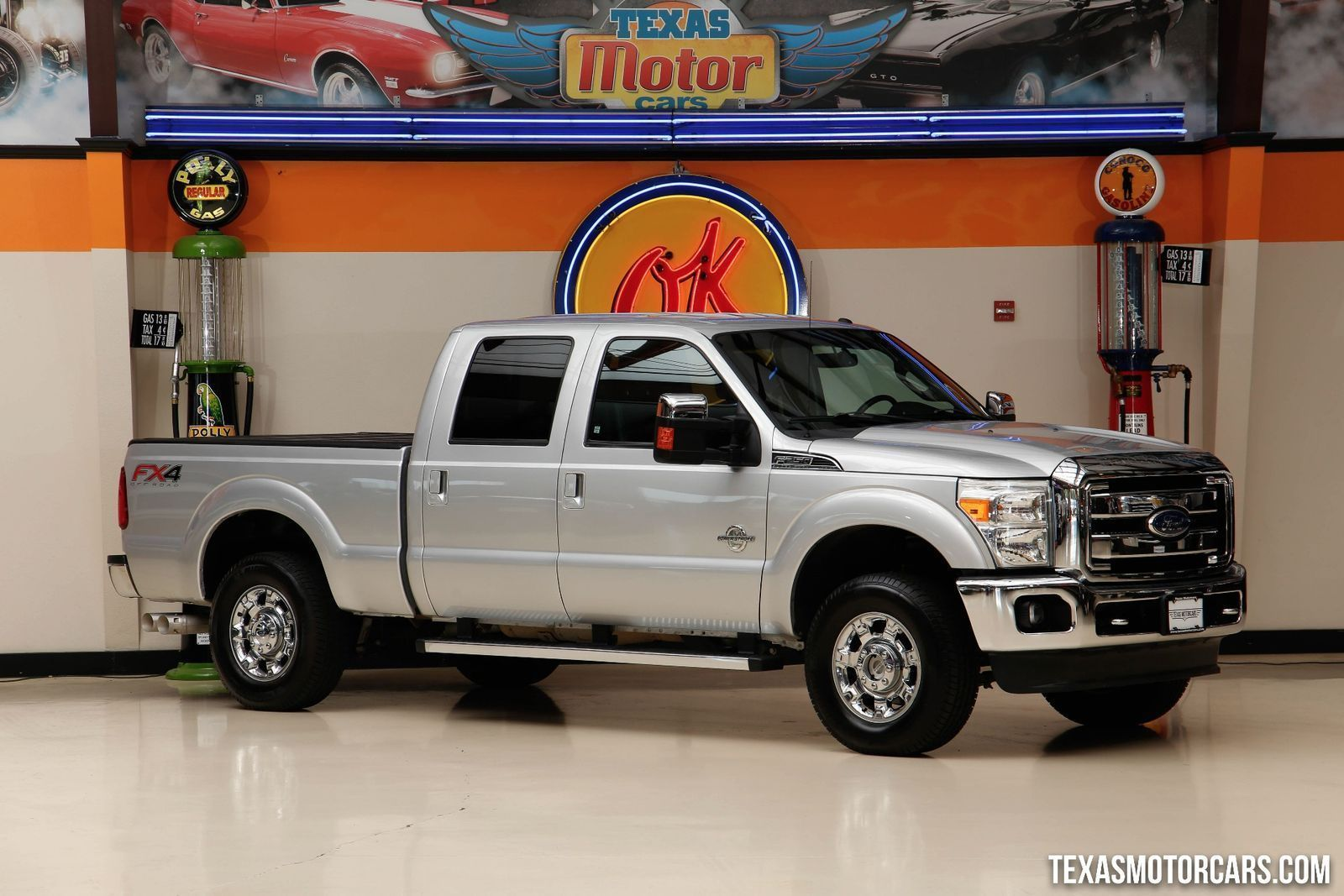 Cool Awesome 2012 Ford F250 Lariat 2012 Silver Lariat