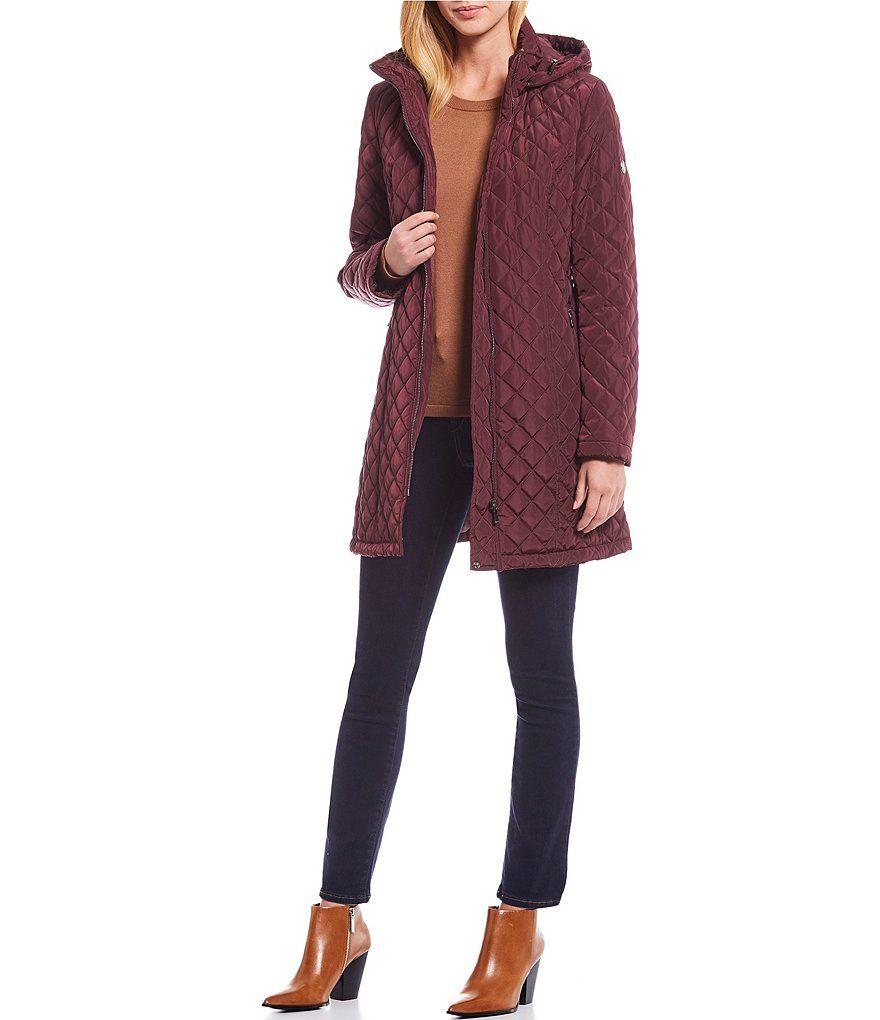 Calvin Klein Lightweight Long Down Coat Nordstrom Long Down Coat Down Coat Long Winter Coats