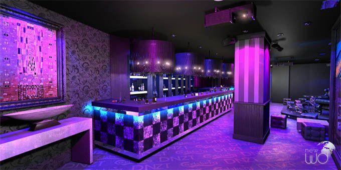 Decoraci n bares carlsberg club bar pinterest bar - Ideas para discotecas ...